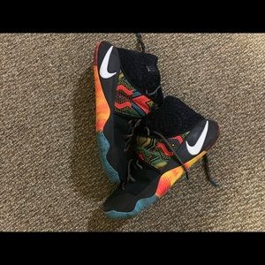 Kyrie Irving black history month shoes